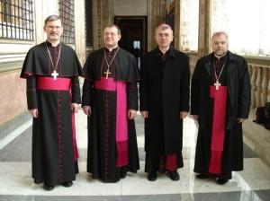 Российские католические епископы