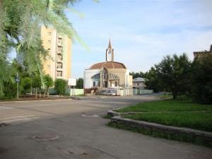 Новый храм в Кемерово