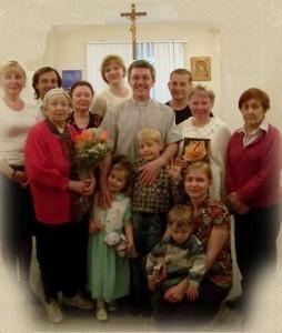 Приход Блаженного Августина в Академгородке (Новосибирск)