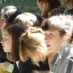 Встреча молодежи в Казани