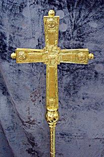 Новый посох Бенедикта XVI
