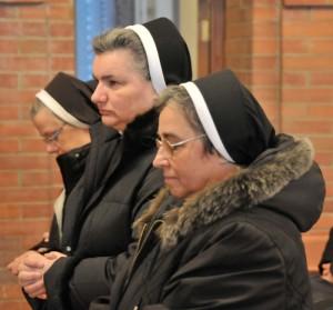 Сестры Конгрегации св. Елизаветы в Новосибирске