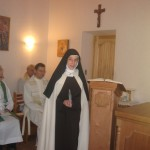 Настоятельница монастыря матушка Тереза Мария