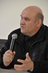 О. Антон Гсель, настоятель прихода св. Анны в Екатеринбурге