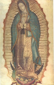 Пресвятая Дева Мария Гваделупская