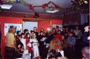 Рождество в Новоалтайске