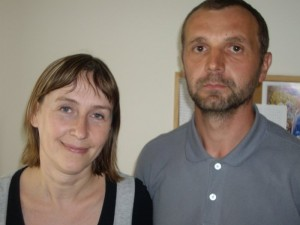 Алексей и Татьяна Ждановы