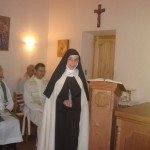 Reverend Mother Therese Mary OCD