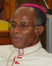 Архиепископ Порт-о-Пренса (Гаити) Жозеф Серж Миот