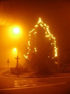 Рождество в итальянской деревне