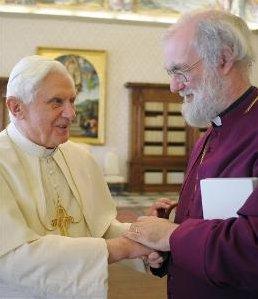 Архиепископ Кентерберийский Роуэн Вильямс