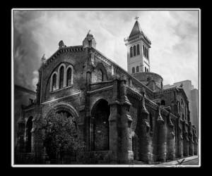 Древний христианский храм в Бейруте