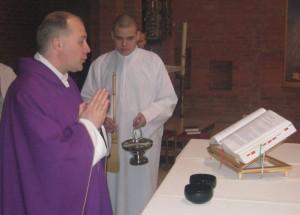 Священник Сергей Давыдов