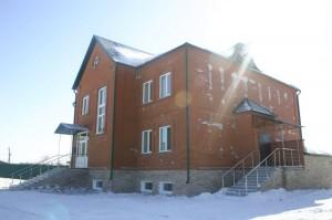 Приходской дом в Куйбышеве