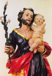 Святой праведный Иосиф