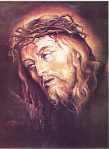 Христос в терновом венце