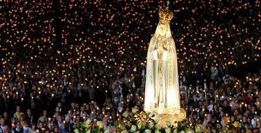 13 мая. Пресвятая Дева Мария Фатимская. Память