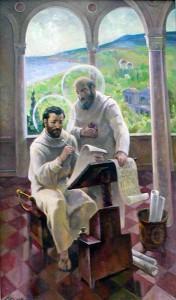 Просветители славян Кирилл и Мефодий