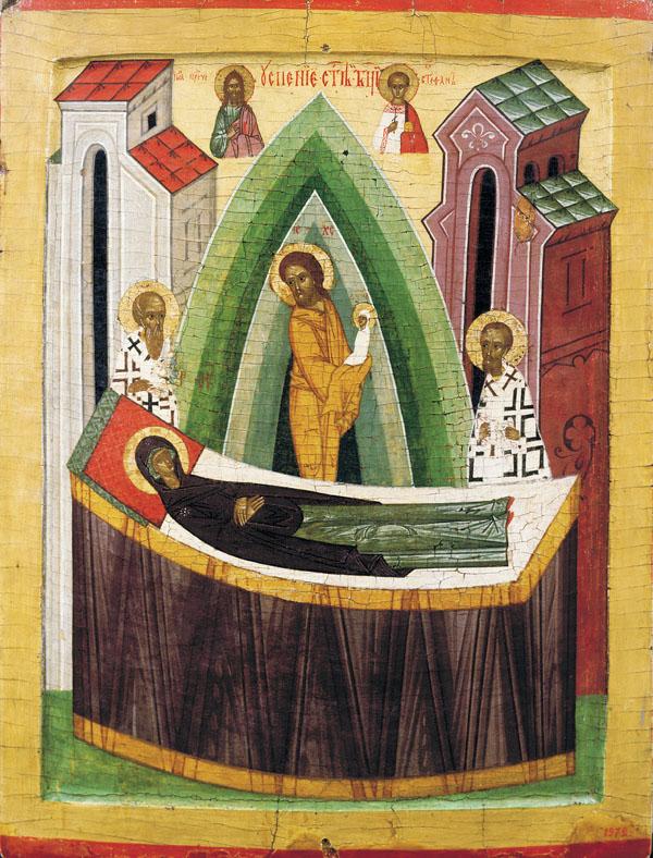 Картинки по запросу успение богородицы ранние иконы