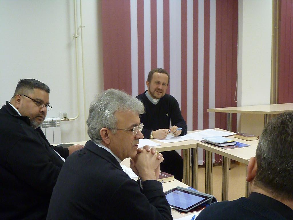 В Новосибирске прошла встреча Комиссии по делам семьи при католическом епископате России