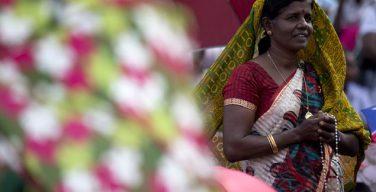 «Пусть Господь благословит Шри-Ланку!» Хроника последнего дня пребывания Папы на острове