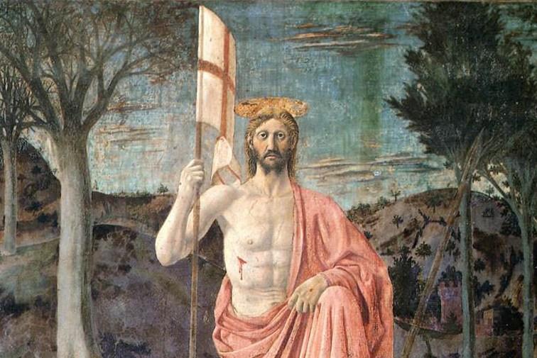 Как художник может изобразить Воскресение. Вера в невидимое