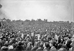 В долине Кова-да-Ира. 13 октября 1917 г.