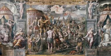 Ватикан переходит к завершающему этапу работ в станцах Рафаэля