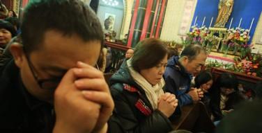 Китай: «официальные» и «подпольные» католики