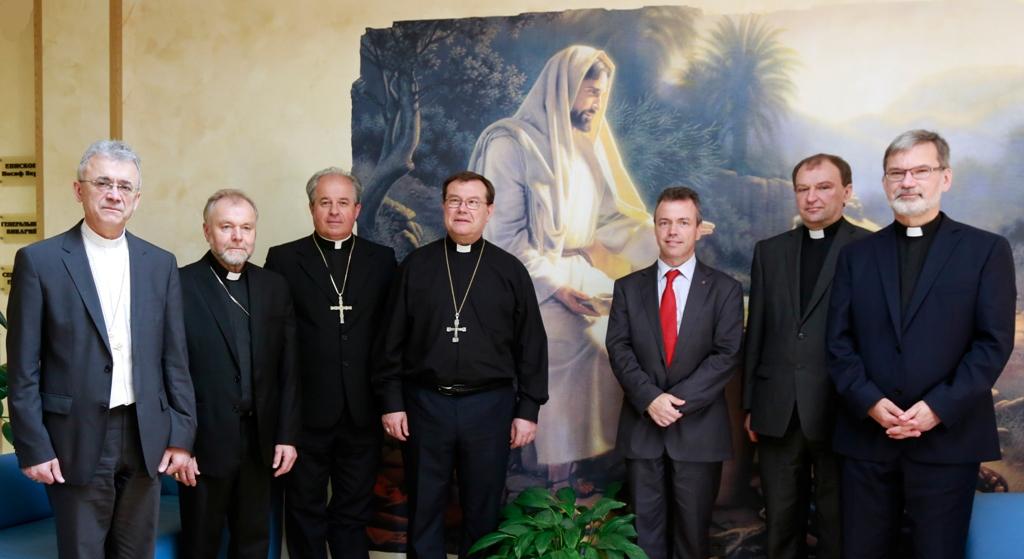Информационное сообщение о XLI пленарном заседании Конференции католических епископов России (ККЕР)