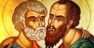 «Ангелус»: Римская Церковь основана на крови святых Петра и Павла