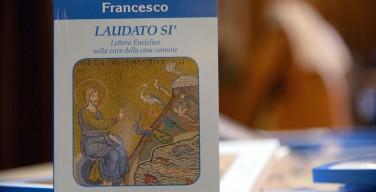 Обнародована энциклика Папы Франциска «Laudato si'»