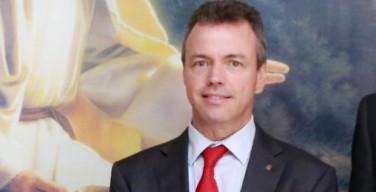 Новосибирск посетил генеральный секретарь Каритас Европы