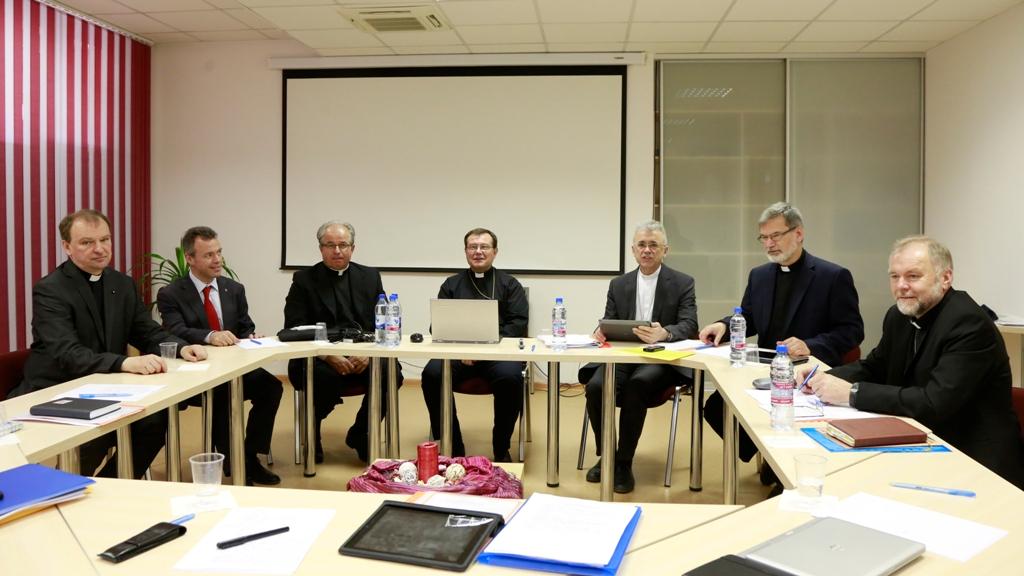В Новосибирске прошло очередное пленарное заседание Конференции католических епископов России