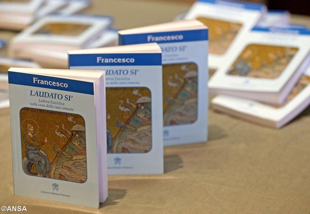 «Laudato si» выйдет тиражом в 75 тысяч экземпляров