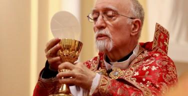 Скончался глава армян-католиков Нерсес Петрос XIX