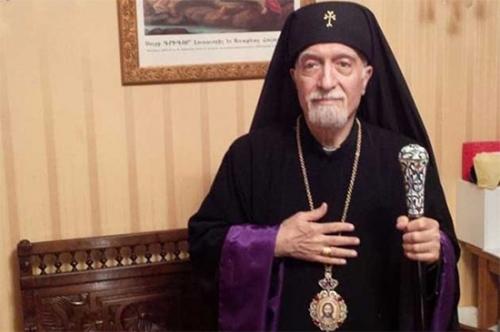 Папа: Блаженнейший Нерсес Бедрос XIX был благочестивым пастырем и неустанно служил общине