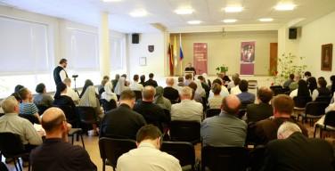 «Церковь. Семья. Миссия»: IV Всеепархиальная пастырская конференция Архиепархии Божией Матери в Москве