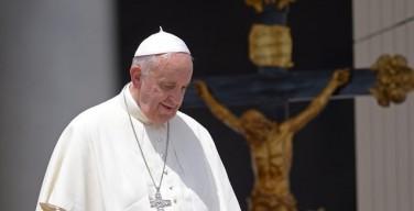 Папа: правосудие должно твориться на основании человеческих ценностей, и самой главной из этих ценностей является христианство