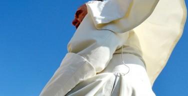 Июль без папских аудиенций