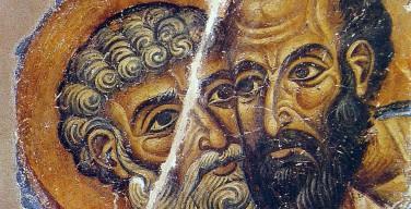 29 июня. Торжество Святых Первоверховных Апостолов Петра и Павла