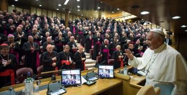 Instrumentum laboris для XIV Генеральной ассамблеи Синода Епископов: «Призвание и миссия семьи в Церкви и в современном мире»