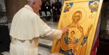 Папа — о едином дне празднования Пасхи, внутрицерковных дискуссиях и отношениях между Россией и Украиной