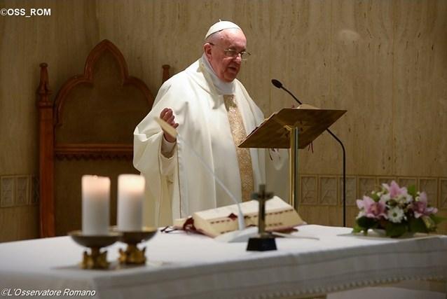 Папа: христианская бедность — не идеология, она находится в центре Евангелия