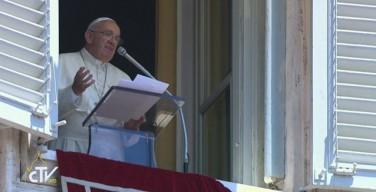 Папа: вера — это жизненная сила, которая освобождает и спасает