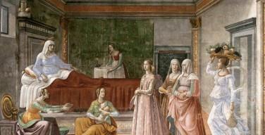 24 июня. Рождество Святого Иоанна Крестителя. Торжество