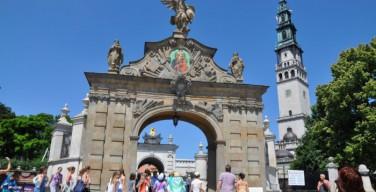 В Ченстохове открылся Молодёжный европейский форум