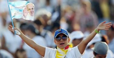 Папа – ещё один день в Эквадоре (ФОТО)