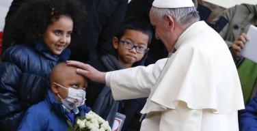 Святейший Отец получил премию российского медицинского сообщества