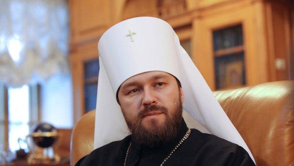 Митрополит Иларион: «Я надеюсь, что встретятся именно эти два человека –  Папа Франциск и Патриарх Кирилл»